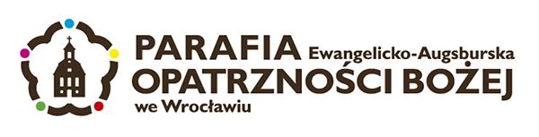 logo parafii ewangelickiej we Wrocławiu